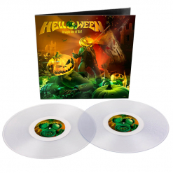 helloween straight ouf of hell remastered 2020 clear vinyl