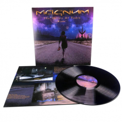 magnum the valley of tears the ballads lilac blue vinyl