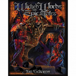 jon schaffer wicked words and epic tales book