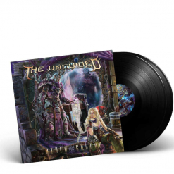 the unguided father shadow black vinyl
