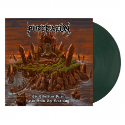 puteraeon the cthulhian pulse call from the dead city cd