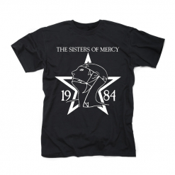 the sisters of mercy logo t shirt