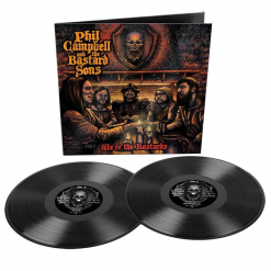 Phil Campbell and the Bastard Sons We are the Bastards Black 2 Vinyl