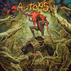 Autopsy Live in Chicago CD