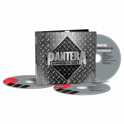 pantera reinventing the steel 20th anniversary edition 3 cd