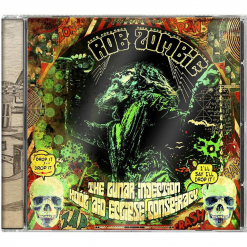 rob zombie the lunar injection kool aid eclipse conspiracy cd