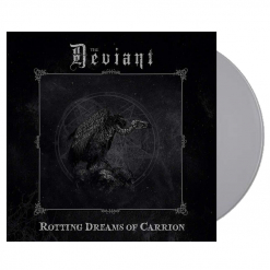the deviant rotting dreams of carrion digipak cd