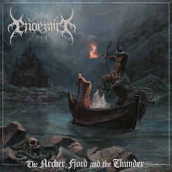 endezzma the archer fjord and the thunder digipak cd