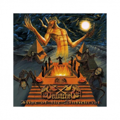 bewitched rise of the antichrist cd