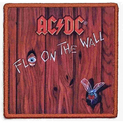 acdc fly on the wall patch
