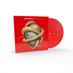 shinedown threat to survival red vinyl