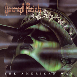 sacred reich the american way cd