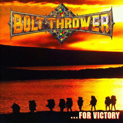 bolt thrower for victory cd