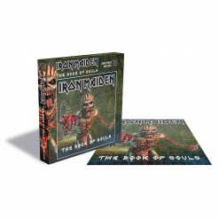 iron maiden the book of souls jigsaw puzzle