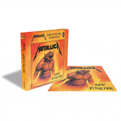 metallica jump in the fire jigsaw puzzle