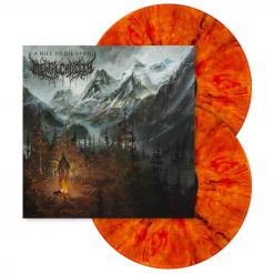 A Hill To Die Upon - ROTES Splatter 2-Vinyl