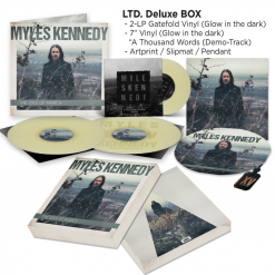 Myles Kennedy - The Ides Of March - Deluxe Vinyl Boxset