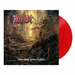 Collapse Into Chaos - RED Vinyl