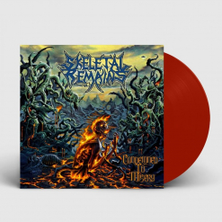 Condemned To Misery - ROTES Vinyl
