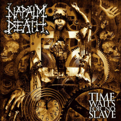 Time Waits For No Slave - CD