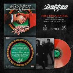 Hell To Pay - ROTES Vinyl