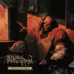 Embers Of A Dying World - CD
