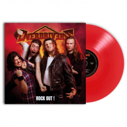 Rock Out! - ROTES Vinyl