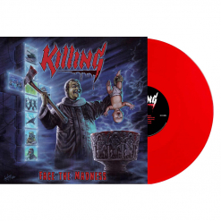 Face The Madness - ROTES Vinyl