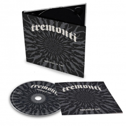 Tremonti - Marching in Time - Digipak CD
