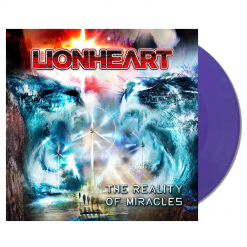 The Reality Of Miracles - PURPLE Vinyl