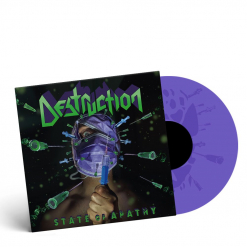 """Destruction - State of Apathy - PURPLE 12"""" EP"""