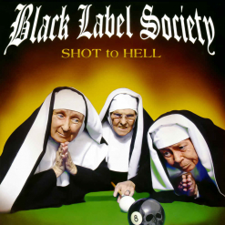 Shot To Hell - CD