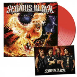Vengeance Is Mine - CLEAR RED Vinyl