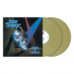 Master Of Disguise - CLEAR GOLD Marbled 2-Vinyl