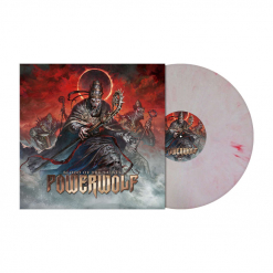 Blood Of The Saints (10th Anniversary Edition) - WHITE RED Marbled Vinyl