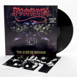 possessed - the eyes of horror (re-issue 2019) / lp