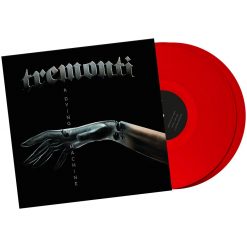 A Dying Machine - RED 2- Vinyl